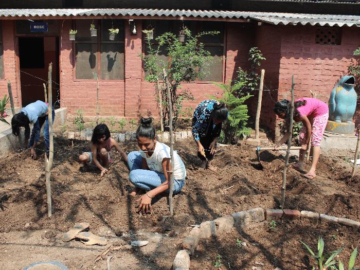 Youth Camp During Lockdown at Mukti