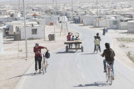 Middle East's largest camp turns three as Syrian refugees in region top four million – UN agency