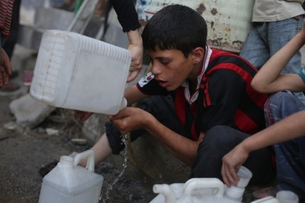 Syria: bread prices up nearly 90 per cent, pushing more people into hunger, UN report warns