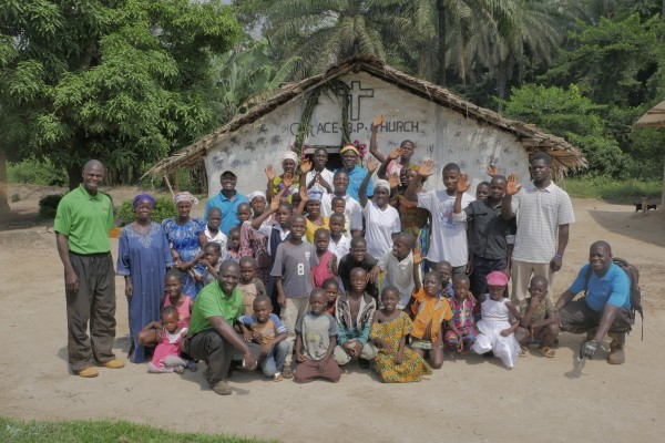 Lives Changed in Liberia