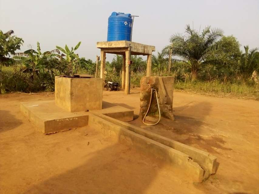 A Village, 10 Years After Receiving a Well